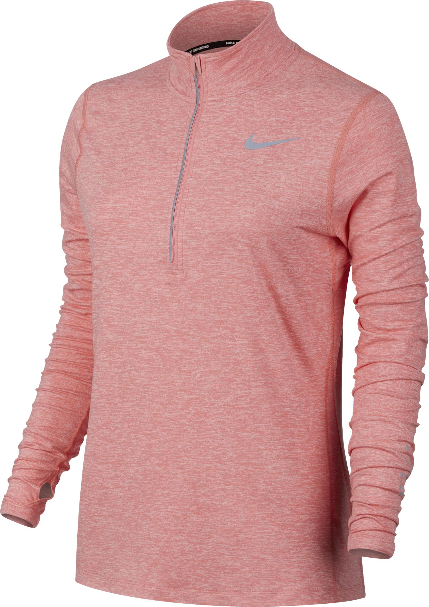 Nike Women 39 S Dry Element Half Zip The Lincolnshire