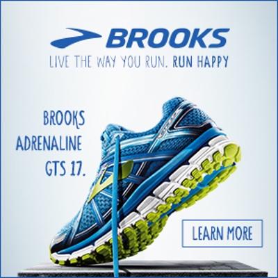 Brooks Adenaline GTS 17